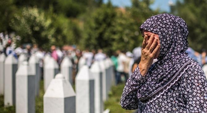 Прокуратура в Сараево повдигна обвинение срещу босненски сръбски генерал за геноцида в Сребреница