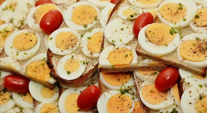 Яйцата намаляват опасността от диабет тип 2