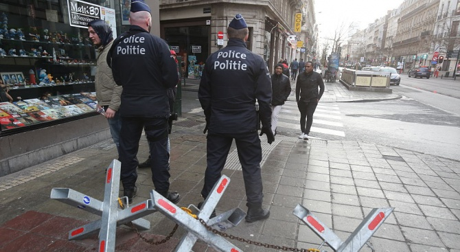 В Белгия задържаха българин за трафик на мигранти