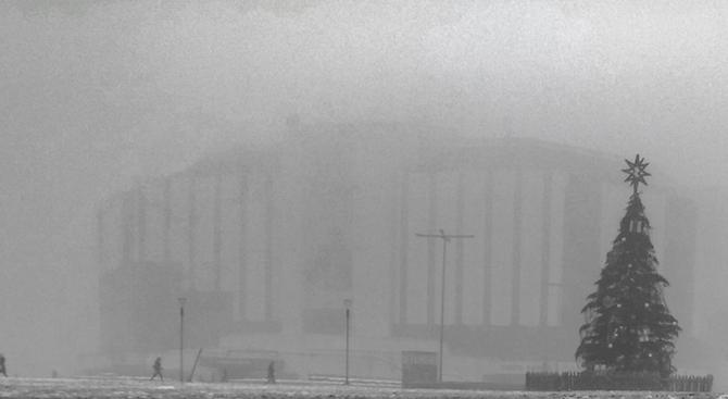 Фалшива била тревогата на СРЗИ, че днес въздухът в София пак ще бъде мръсен