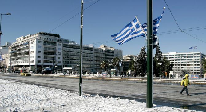 Нова вълна от лошо време обхваща Гърция от днес