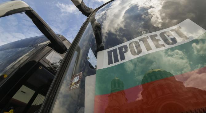 От Съюза на международните превозвачи с подробности за протеста утре в Брюксел