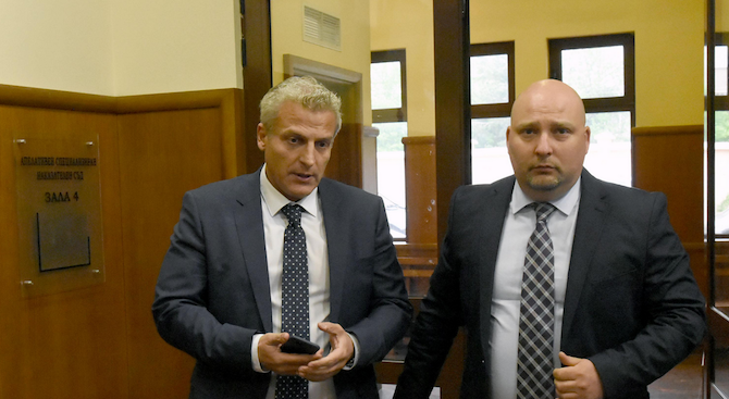 Поредно заседание по делото срещу бившия здравен министър Петър Москов