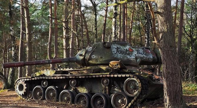 """Русия получи от Лаос 30 бойни танка """"Т-34"""" от времето на ВСВ"""