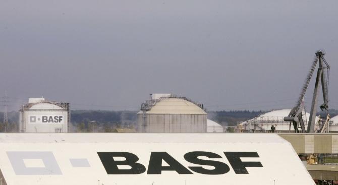 BASF планира инвестиции за 10 млрд. долара в Китай