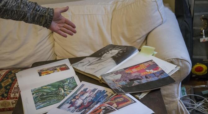 Съдът ще гледа мярката на двама от задържаните за кражбата на картини на Владимир Димитров – Майстора