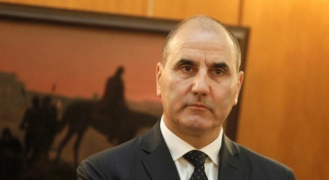 Цветан Цветанов ще посети Пловдив на 12 януари