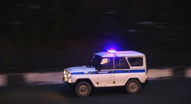 Отвлякоха украински кръстник при среднощен екшън в Москва
