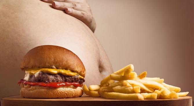 България с най-висока смъртност в ЕС от неправилно хранене