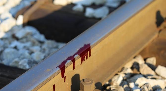 Влакът София-Лом прегази мъж край Враца