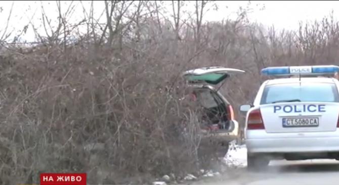 Екшън по холивудски: 360-километрова гонка с полицията в Централна България (видео)