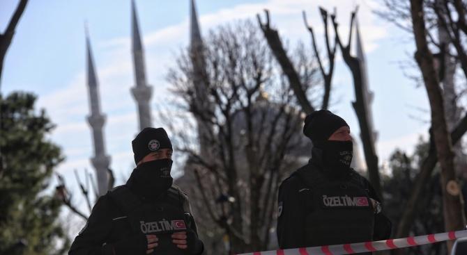 Холандска журналистка - заплаха за турската национална сигурност