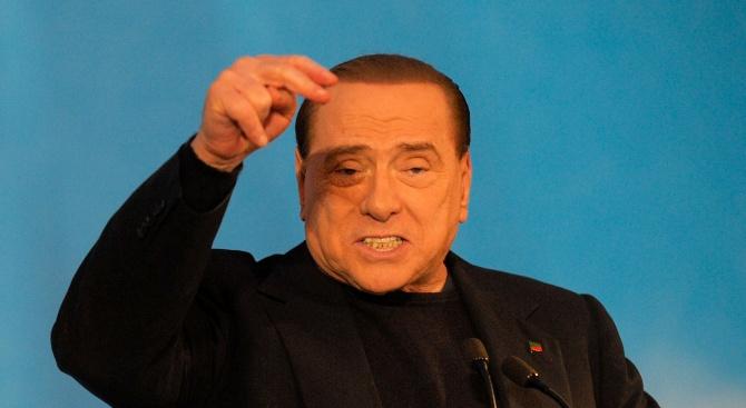 Силвио Берлускони: Искам моят глас да се чува в Европа