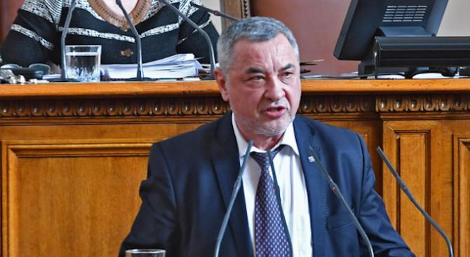 """ВАС: Валери Симеонов не е дискриминирал ромите с думите """"нагли и озверели човекободобни"""""""