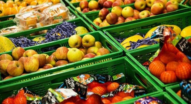 Вижте какви са цените на основните хранителни стоки през последната седмица