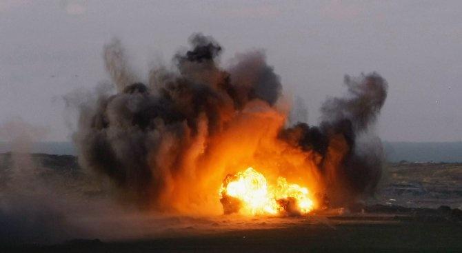 Израел нанесе  военни удари по  ирански мишени в Сирия