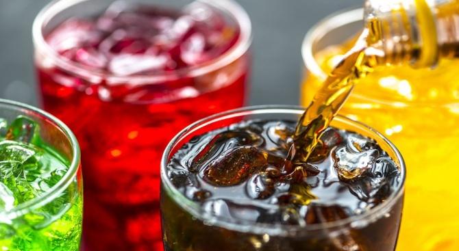 Консумацията на газирани напитки може да ни донесе бъбречни увреждания