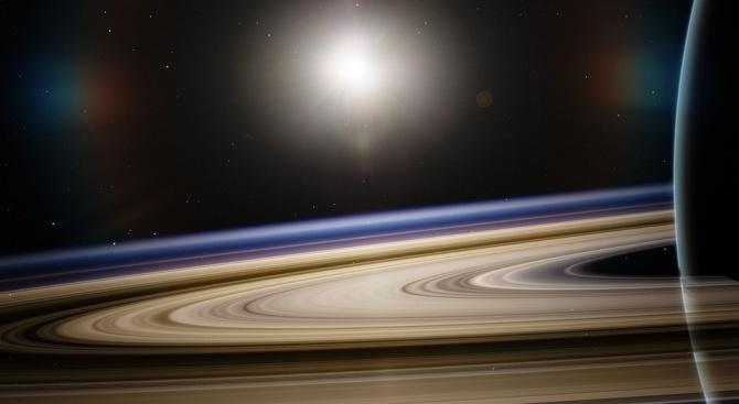 Денонощието на Сатурн продължава 10 часа, 33 минути и 38 секунди