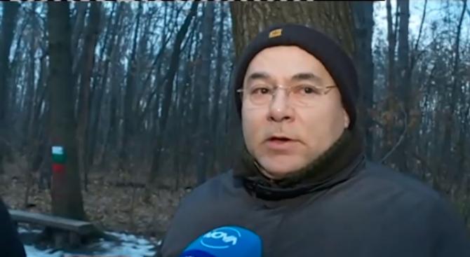 Мъжът, който плашеше с пистолет в Борисовата градина, с нов удар срещу кучкари