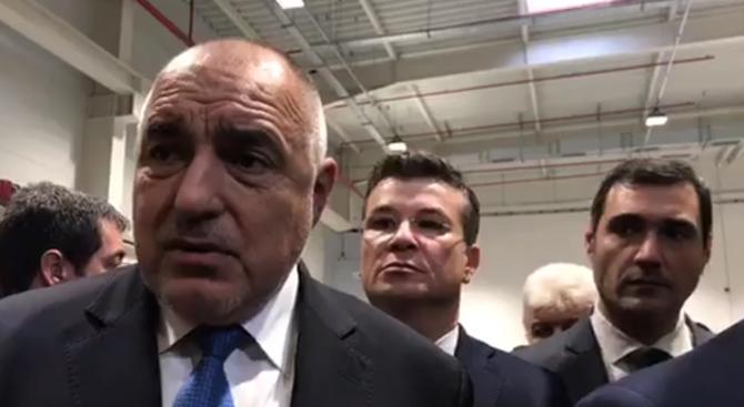 Борисов: Не се интересувам от БСП, а те за добро утро, добър ден и лека нощ все Бойко (видео)