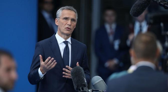 НАТО: Никога не бихме приели Русия даустановява зони на влияние, в коитода решава кой какво да прави