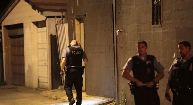 """""""Апокалиптичен"""" стрелец уби 5-ма в американска банка (видео)"""