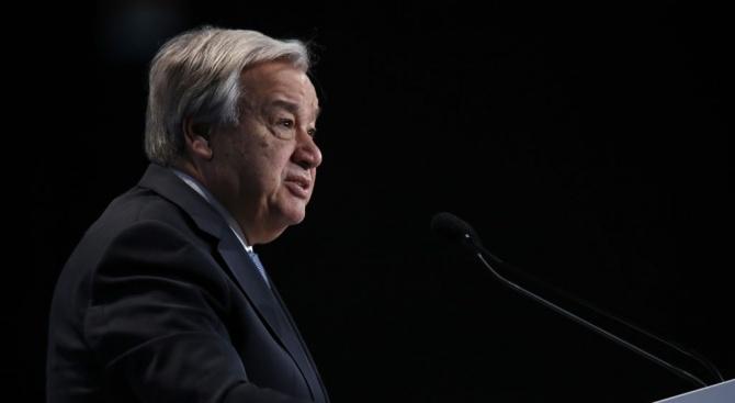Генералният секретар на ООН призова за диалог във Венецуела, за да бъде избегната катастрофа