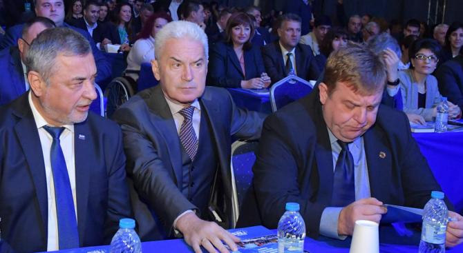 Симеонов и Каракачанов се разбраха за нова коалиционна среща, канят и Сидеров