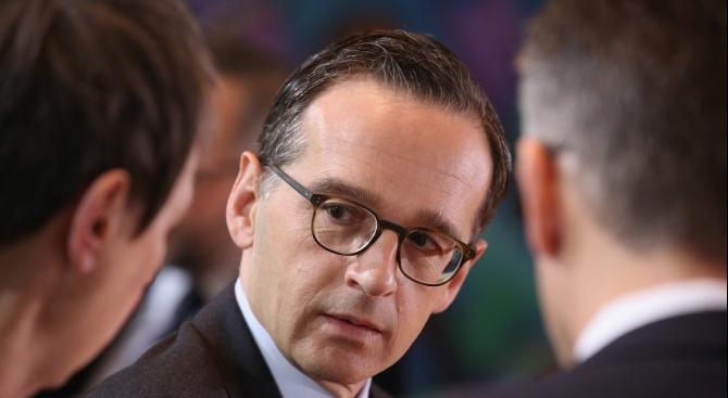Германия не е неутрална по отношение  на Венецуела