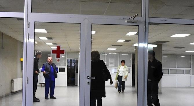 Лекарите от Спешна помощ – Горна Оряховица подадоха колективна оставка