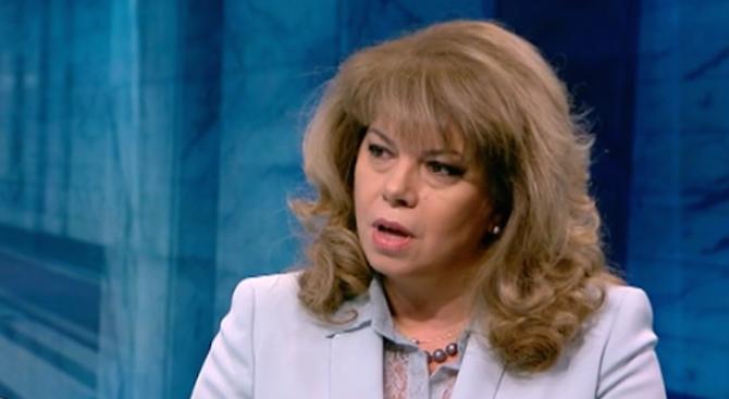 Йотова: И аз, и президентът Радев няма да бъдем съглашателската институция, която да подпира изпълнителната власт