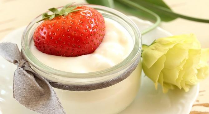 Йогуртът е полезен за сърцето и метаболизма