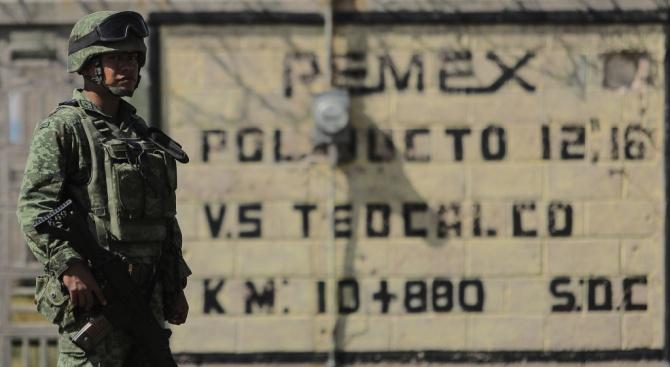 Жертвите на пожара на тръбопровод в Мексико станаха 115