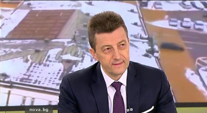 Шефът на Асоциацията на банките: Бихме протестирали, ако България не влезе в еврозоната