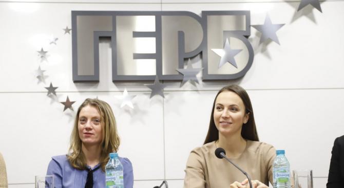 Майдел пред Жени ГЕРБ-София: Опасенията, че еврото ще ни направи по-бедни, са неоснователни