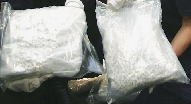 Спипаха хашиш и хероин за 208 милиона долара в Арабско море
