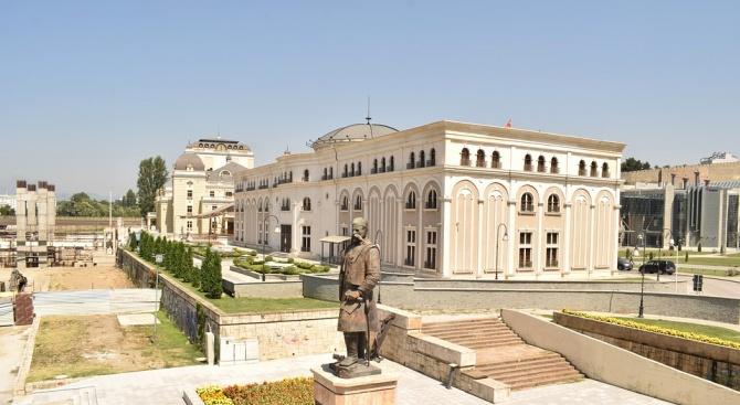 НАТО ще подпише протокола за присъединяване със Скопие в сряда
