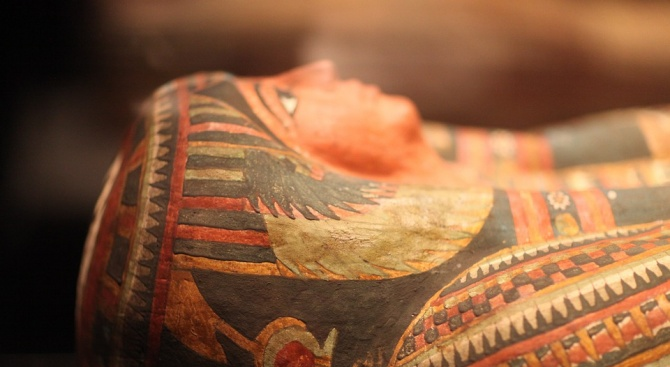 В Египет откриха около 40 мумии в древни погребални камери