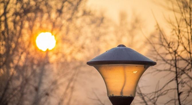 Температурен рекорд бе регистриран в Хасково