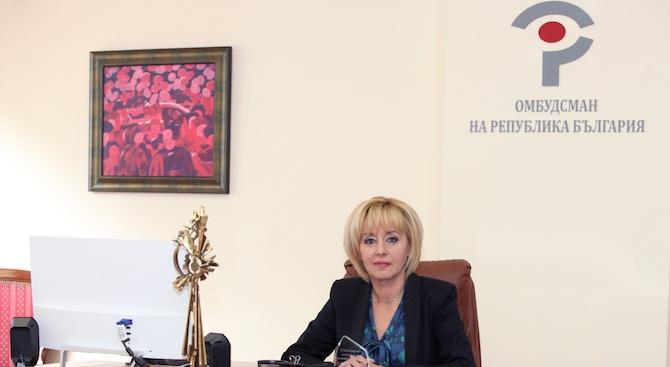 """Манолова ще участва в заседанието на Административния съд по жалба срещу """"Топлофикация София"""""""