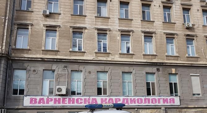 Почина детето, паднало от третия етаж в болница във Варна