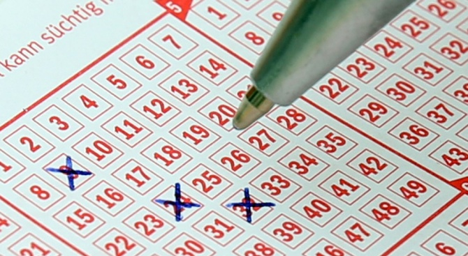 В Канада продадоха лотариен билет с печалба 25,5 милиона долара