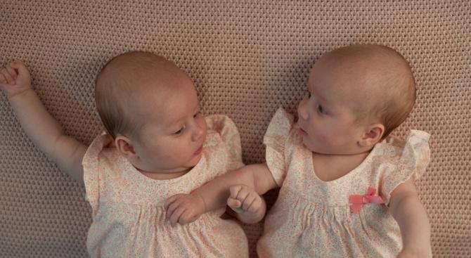 Бум на близнаци в Бургас