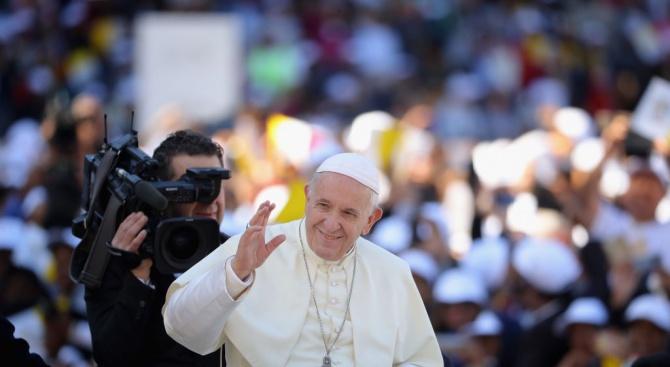 Папата призна, че е имало сексуални посегателства на свещеници срещу монахини