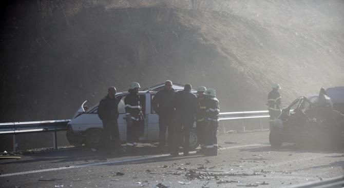 """Как можеше да се предотврати жестоката катастрофа на АМ """"Струма""""? (снимки+видео)"""