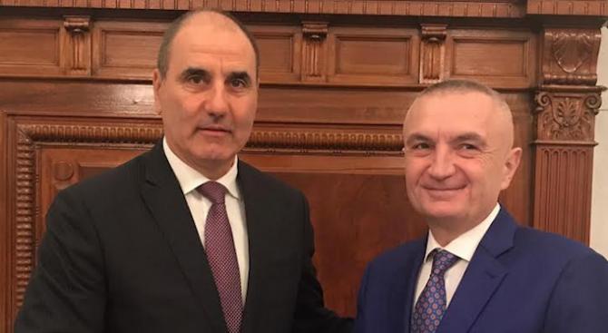 Цветанов проведе работни срещи с балкански лидери във Вашингтон (снимки)