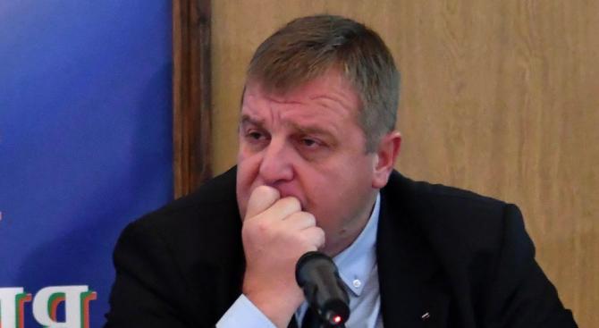 Каракачанов: Ситуацията на Балканите не се е променила към по-добро