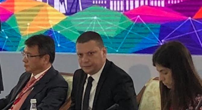 Илиан Тодоров получи покана да посети икономически форум в Астана