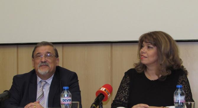 Илияна Йотова: Здравето на работещите е заложник на пазарни механизми (снимки)