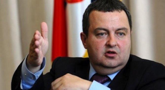 Сръбският външен министър призова Прищина да премахне митата на сръбските стоки